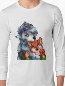 Furry Lovers  Long Sleeve T-Shirt