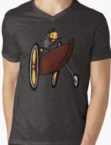 All Ashore Mens V-Neck T-Shirt