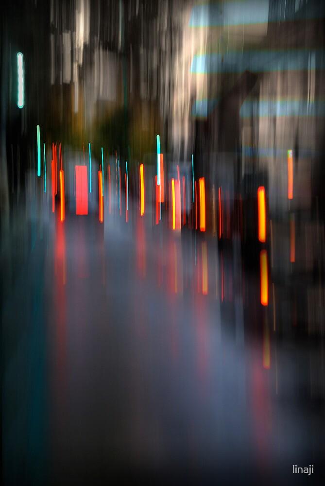 Blind Reflection by linaji