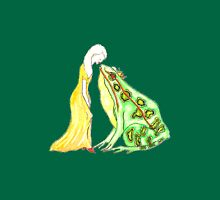 The Frog  and the princess Unisex T-Shirt