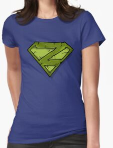 Zombieman Womens Fitted T-Shirt