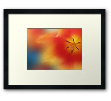 Welcoming  Arms Framed Print