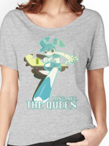 Xj9 Long Live The Queen Women's Relaxed Fit T-Shirt