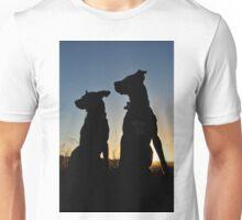 Rescue dogs rock Unisex T-Shirt