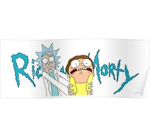 """LOOK MORTY"" II Poster"