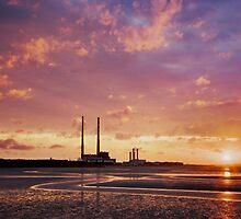 sandymount dawn by nialloc