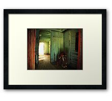 There will be a new day Framed Print