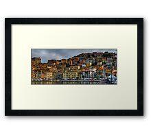 Porto Santo Stefano, Italy Framed Print