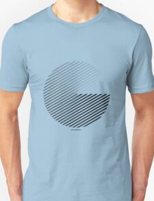Stripes can be in a disc (BoW) Unisex T-Shirt