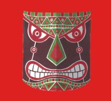The Polynesian Mask Kids Clothes