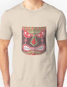 The Polynesian Mask Unisex T-Shirt