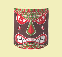 The Polynesian Mask by haidishabrina