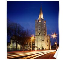 st patricks cathedral Poster