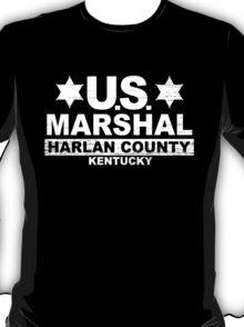 Us Marshal T-Shirt
