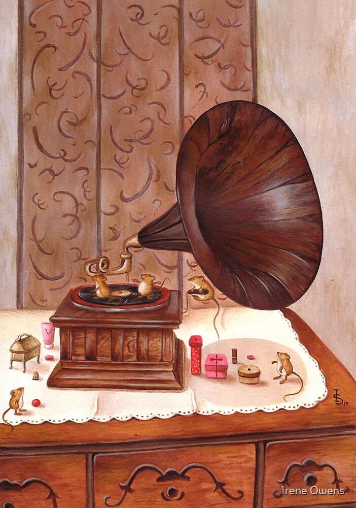 Merry-go-Round by Irene Owens
