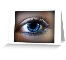 Eye 3 Greeting Card
