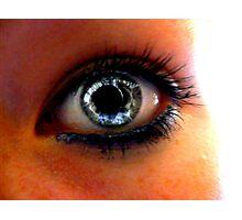 Eye 6 Photographic Print