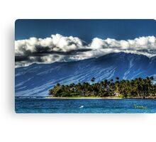 Mount Haleakalā Maui Canvas Print