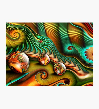 RollingGnarly Photographic Print