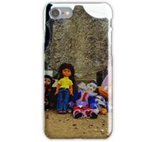 Doll Gravestone Gang iPhone Case/Skin