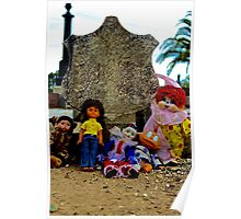 Doll Gravestone Gang Poster