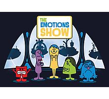 The Emotions Show Photographic Print