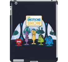 The Emotions Show iPad Case/Skin