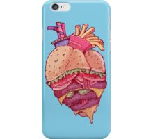 Inner Fast Food iPhone Case/Skin