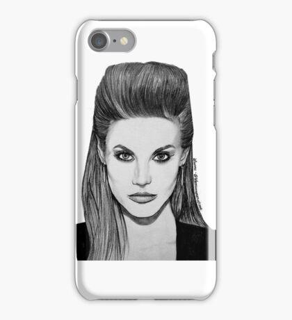 Meghan Ory iPhone Case/Skin