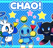 Star Chao! by chocokay