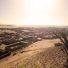 Beautiful Algeria - Rum-Spattered Village by ShadowDancer