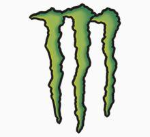 Monster Energy Logo by dylansisland