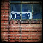 OPEN by Robert Baker
