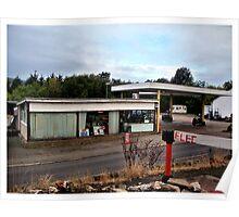garage near alston, cumbria Poster
