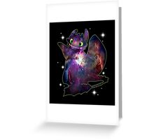 Night Fury Greeting Card
