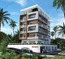 3D Exterior Rendering Services by itsexterior