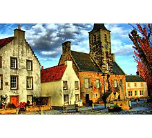 Culross, Scotland Photographic Print