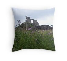 Mow Cop, Staffordshire Throw Pillow