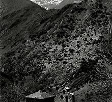 Peñalba de Santiago. Mozárabe. by germt