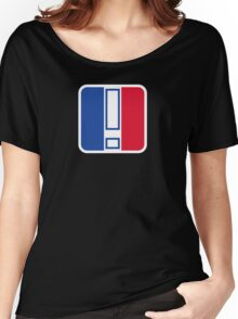 Exclamation Leauge Women's Relaxed Fit T-Shirt