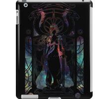 Dragon Mother (Black) iPad Case/Skin