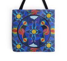 Expanded Vision - Sixth Chakra Ajna Tote Bag