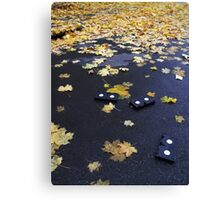 fruit of the analogue tree Canvas Print