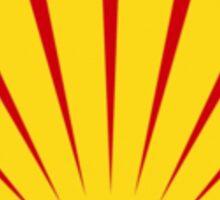 Shell Oil Logo Sticker