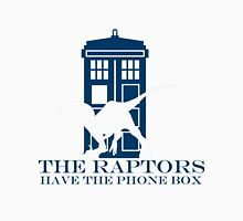 The raptors have the phone box 2 T-Shirt