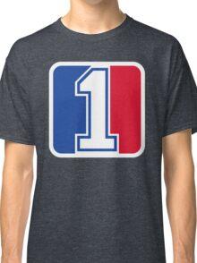 #1 League Classic T-Shirt