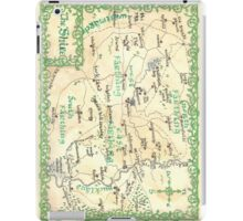 The Shire - hand-painted design iPad Case/Skin