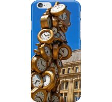 Time for All iPhone Case/Skin