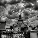 St. Louis Cemetery No.1 Series- 1 by Abara  Ijiomah
