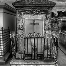 St. Louis Cemetery No.1 Series- 2 by Abara  Ijiomah